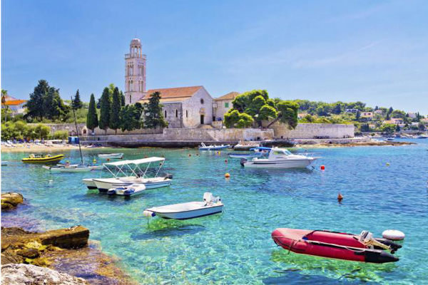 Pakleni, Hvar Islands, Croatia