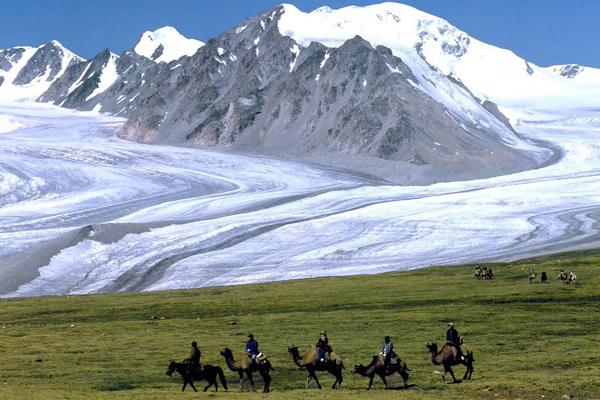 Altai Tavan Bodg National Park Mongolia