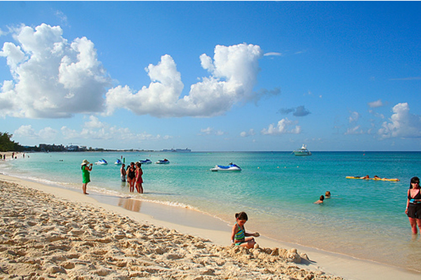 Seven Mile Beach, Grand Cayman,