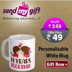 Buy Personalized Photo Mug At Sendmygift
