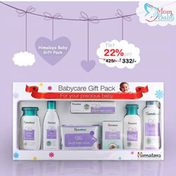 Flat 22% Off On Babycare Gift Pack At Momandbaby