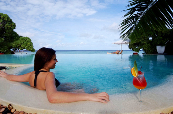 Adaaran Club Rannalhi Maldives Package