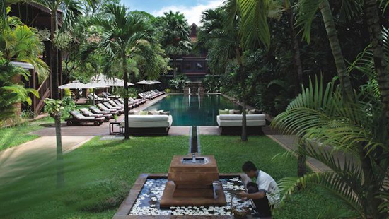 Belmond La Residence Angkor launches luxury fitness retreat