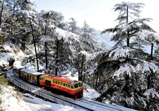 Shimla Weekend Volvo Package