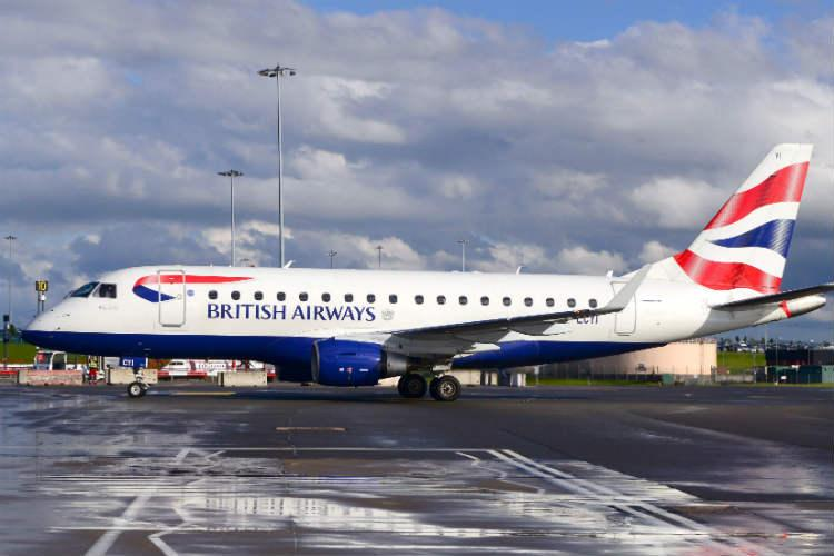 British Airways lifts off at Birmingham after 10-year absenc