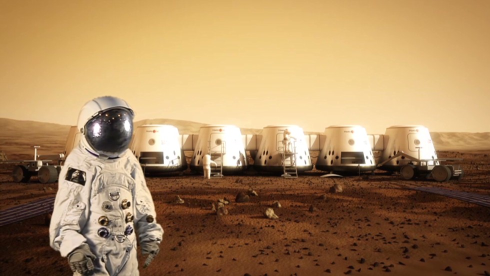 How Much It Would Cost to Travel to Mars