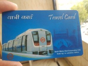 Travel on bus with Metro card
