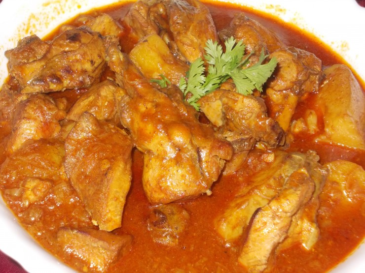 Bangali chicken Curry, Top Recipes, Traditional Recipe Ebook, recipe ...