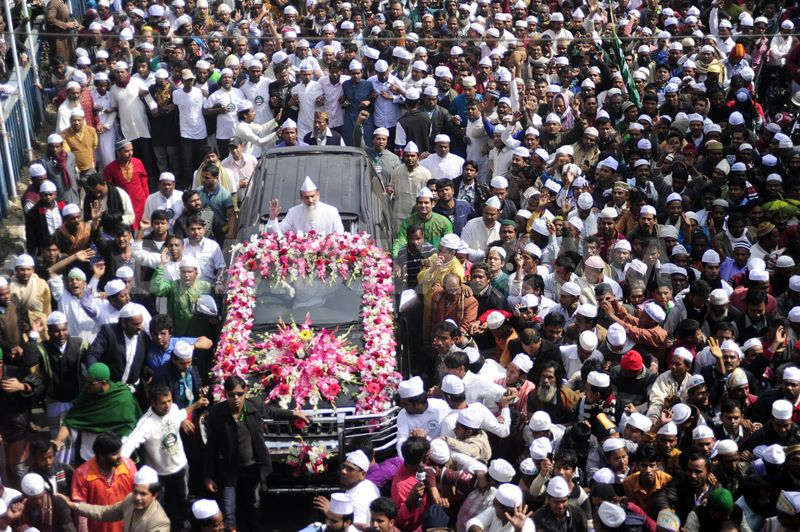 Eid-e-Miladunnabi - the birth day of Prophet Muhammad