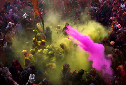 Special Holi Tour Package