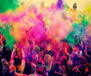 Holi Tour Package