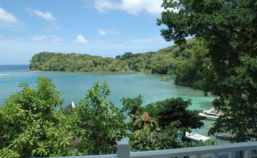 Blue Lagoon Jamaica Travel Places Blue Lagoon Jamaica Blue
