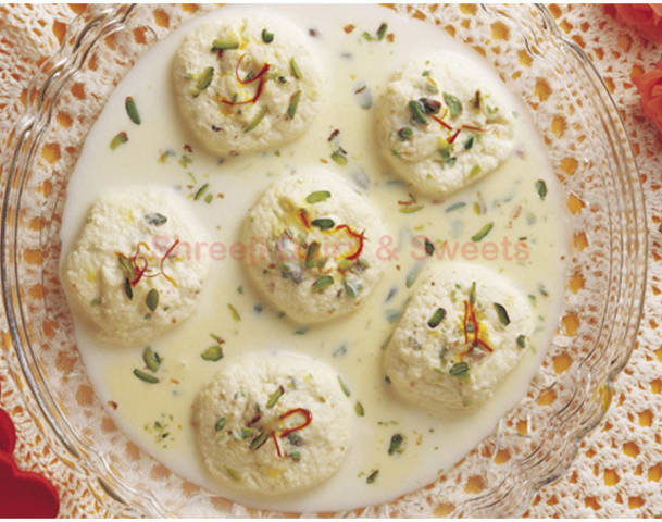 recipe of rasmalai for raksha bandhan