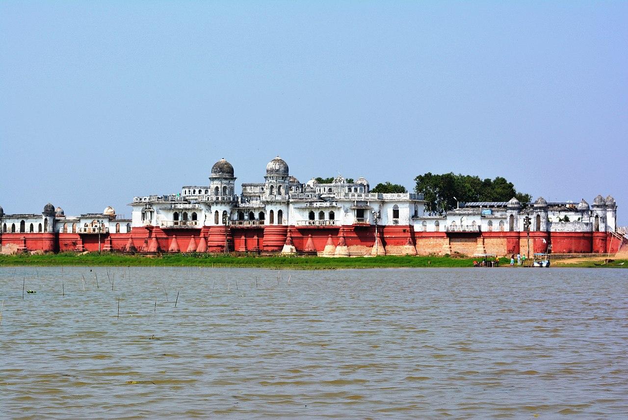 Neer Mahal in Tripura