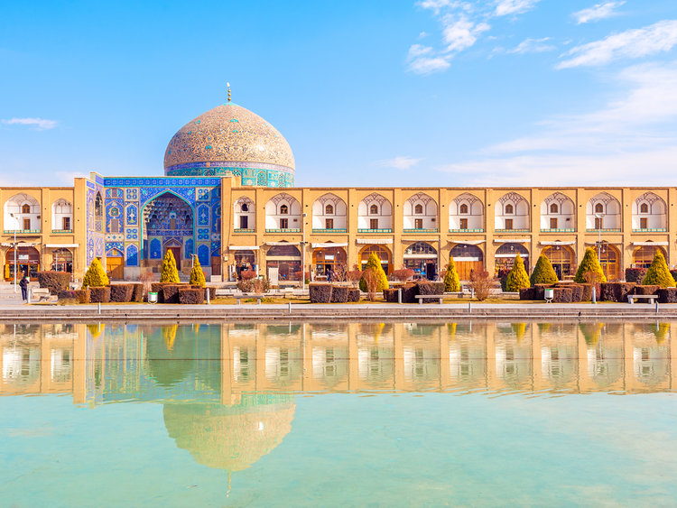 best Tourism places to Iran is booming