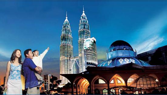 Affordable Malaysia 4 Nights /