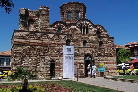 Ancient City of Nessebar