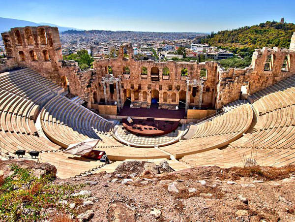 Athens & 4 Night Iconic Aegean