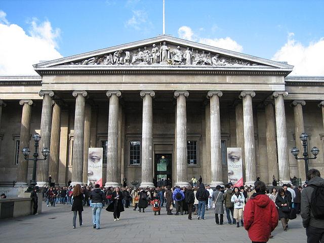 British Museum tops UK visitor attractions