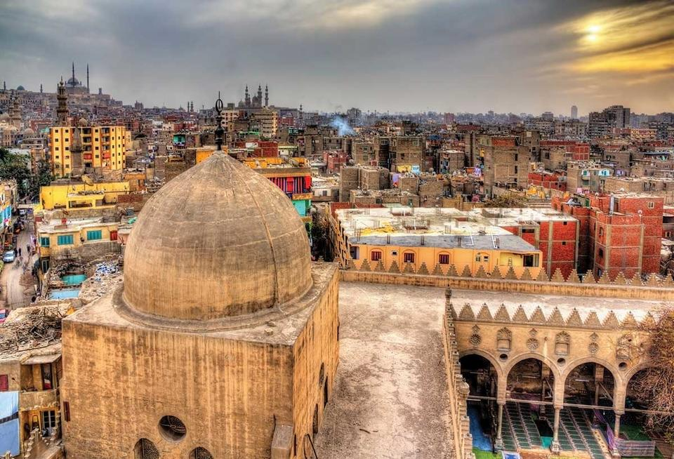Egypt Saudi Arabia most popular destinations for MENA travel