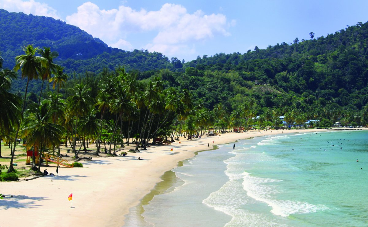 Caribbean best Destination in Trinidad and Tobago