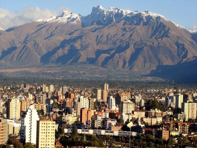 Cochabamba - City of Eternal Spring