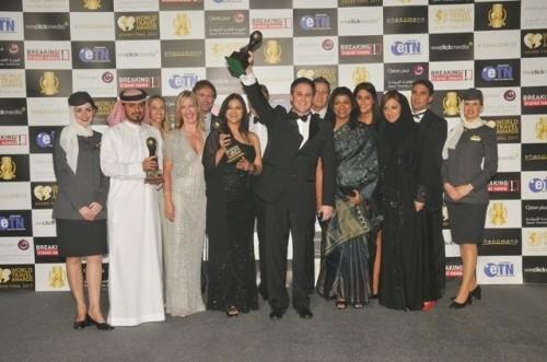 Etihad Airways leads winners at World Travel Awards Grand Fi