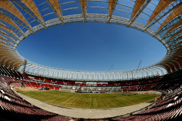 FIFA World Cup 2014 drives up tourism spending in Brazil