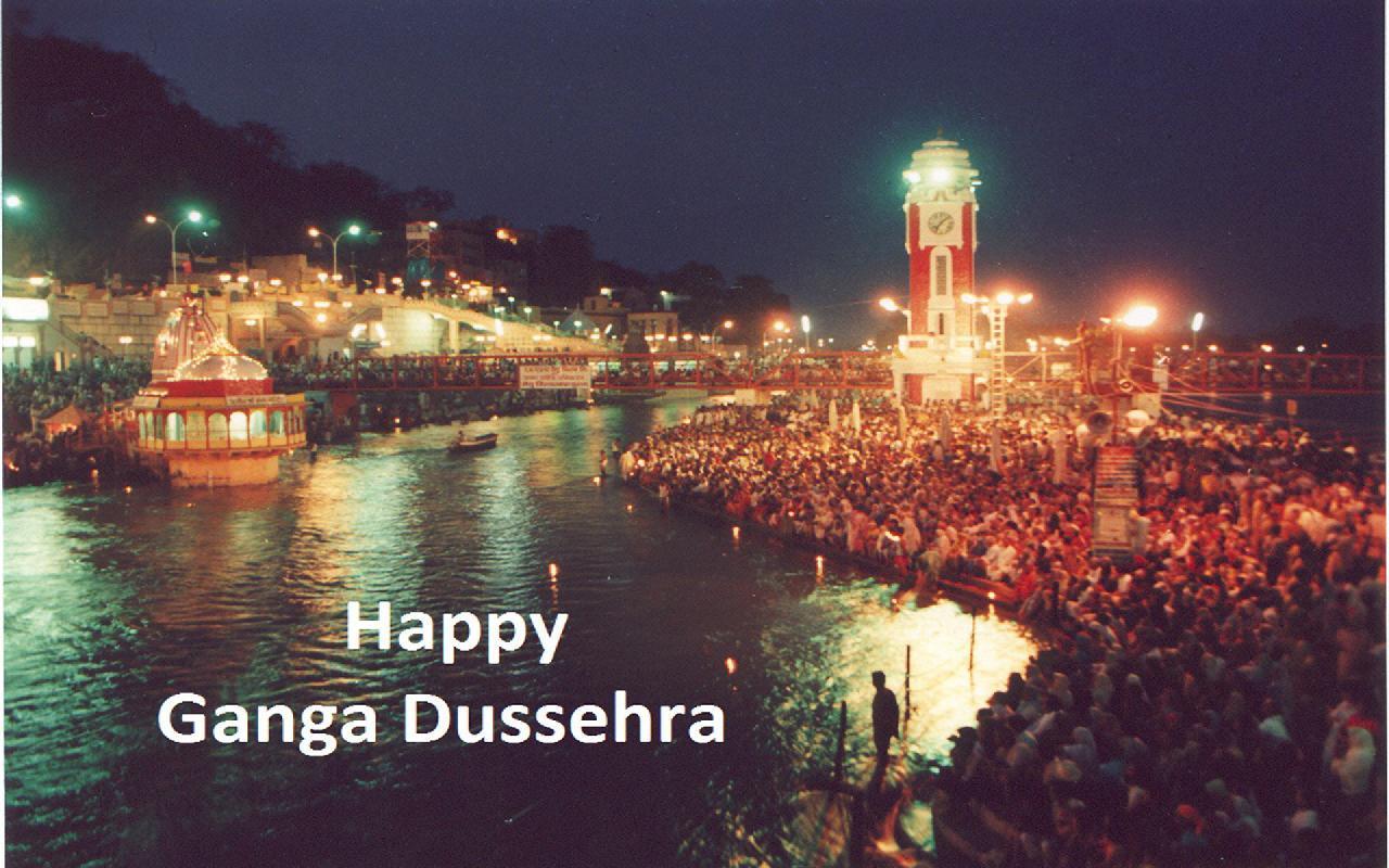 Ganga Dussehra 2018