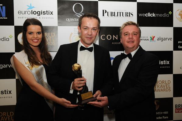 Golfasian takes top title at World Golf Awards