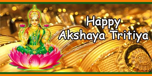 Akshaya Tritiya 2018