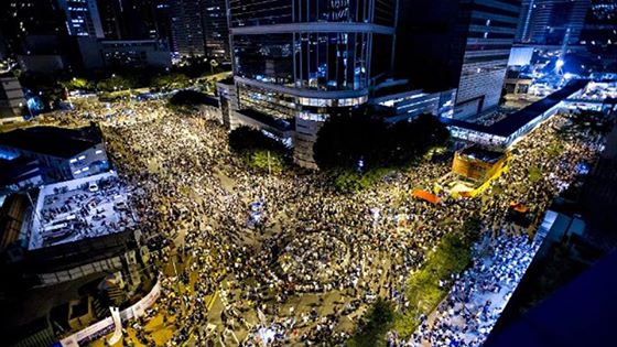 Hong Kong tourism hit by continued protests