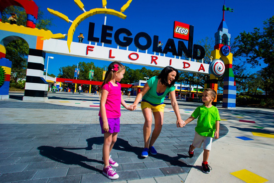 Legoland Florida Hotel Opens Steps from Resort Theme Park