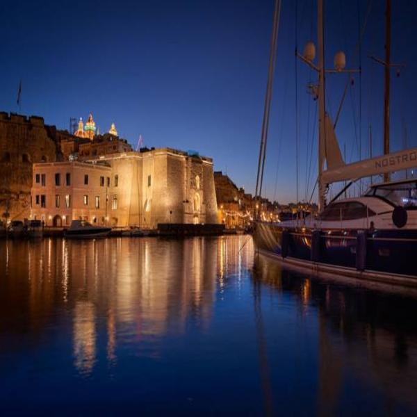 Cugo Gran Macina Grand Harbour Luxury Hotel opening in Malta