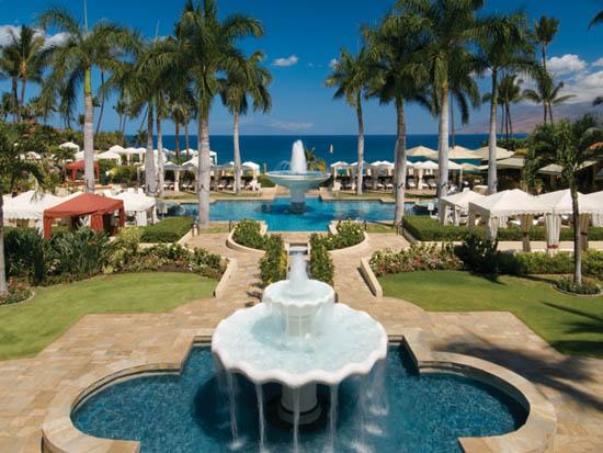 Maui and Hawaii Island: Fairmo