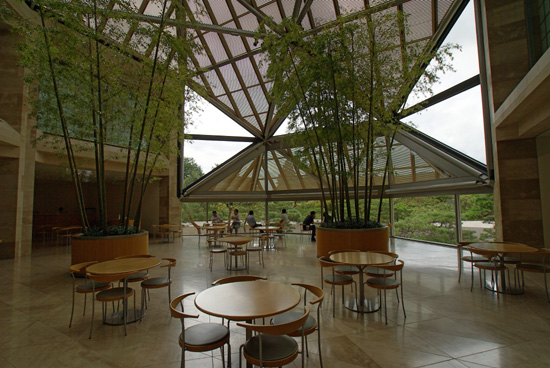 Miho Museum Tunnel
