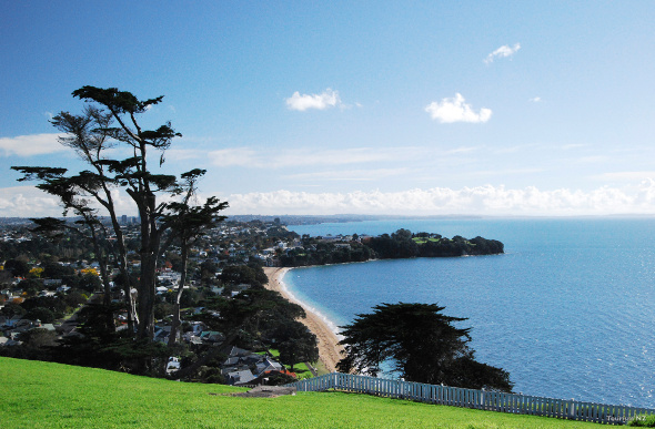 New Zealand proves a travel hot spot