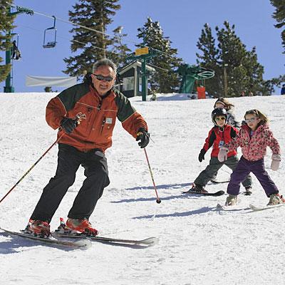 North American ski season begins at Bear Mountain