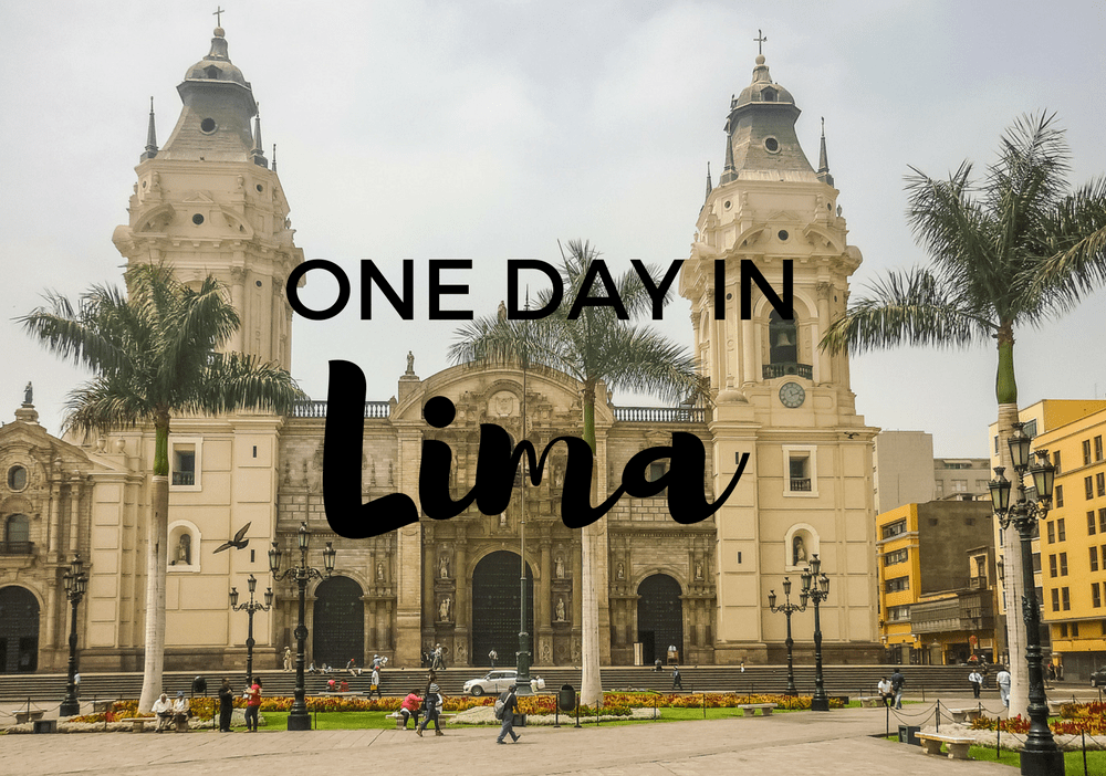 LIMA BETWEEN HISTORY AND MODERNITY