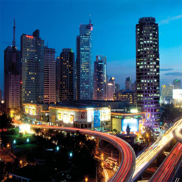 Manila beautiful destination of Philippines