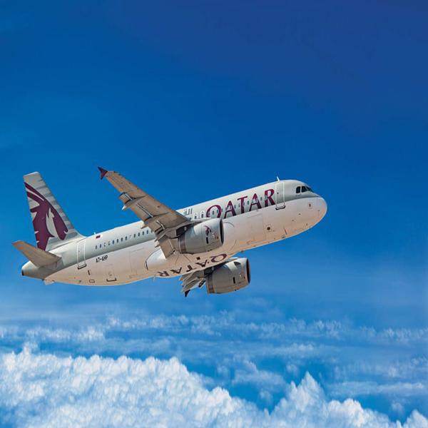 Qatar Airways started new flight options to Thailand