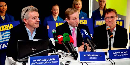 Ryanair Launches Stansted Summer 2015 Flights