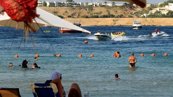 Scores killed as buses collide outside Sharm El-Sheikh