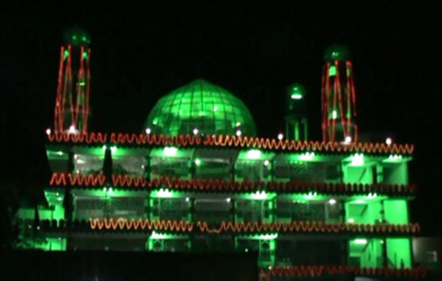 Shillong to have India first glass mosque