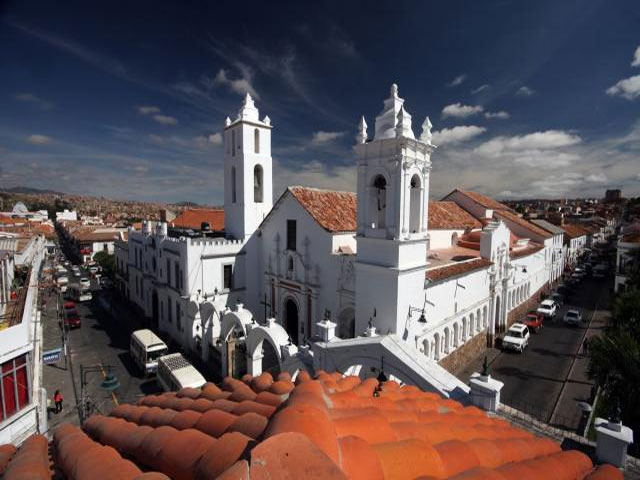 Sucre - The constitutional capital of Bolivia