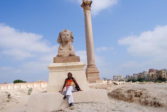 The Pompey Pillar