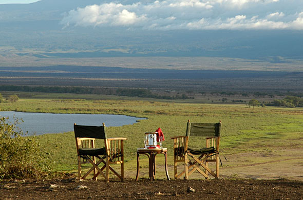 Amboseli in kenya