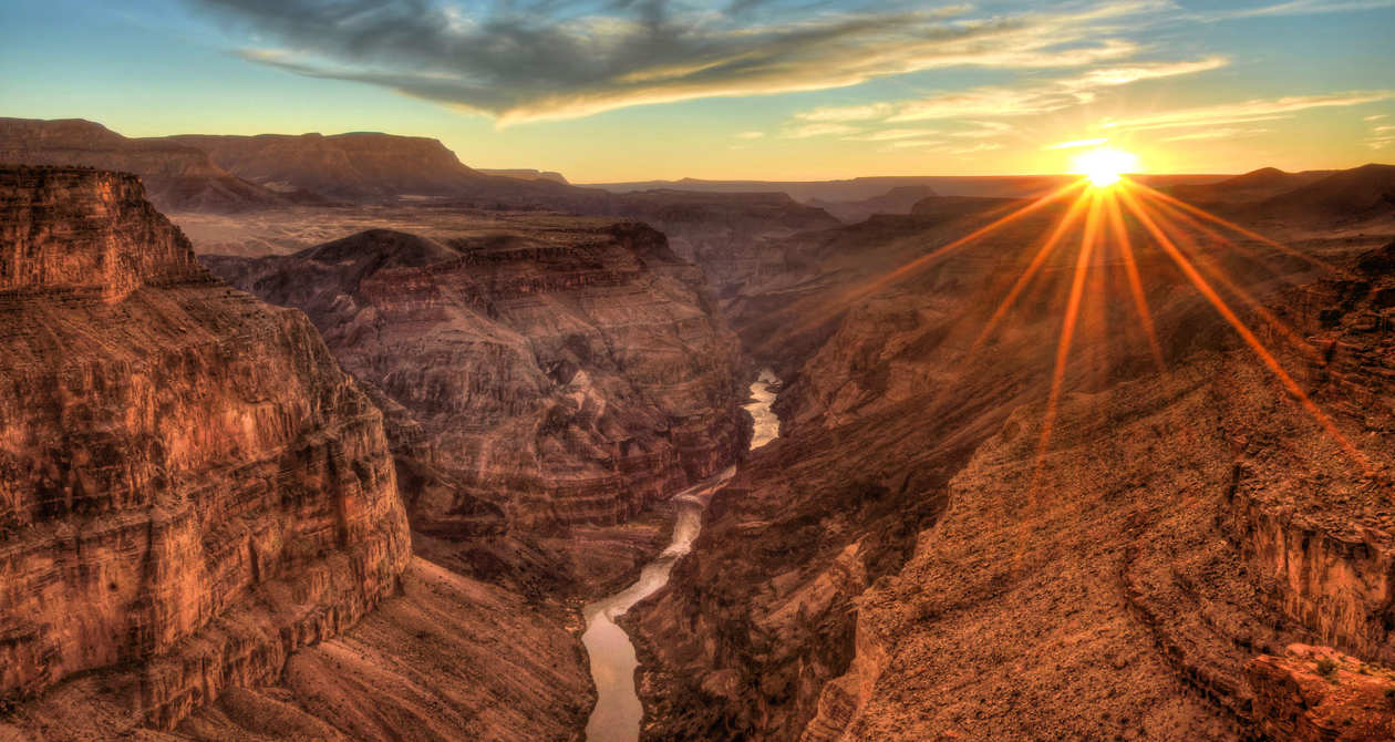 Grand Canyon National Park in United States