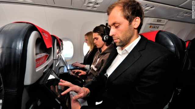 SITA and Thales stream inflight entertainment on demand to p