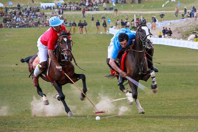 Shandur Polo Tournament, Pakistan